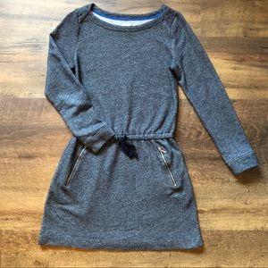 Lou & Grey Jersey Knit Dress, Drawstring Waist